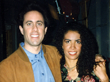 Lili and Jerry Seinfeld