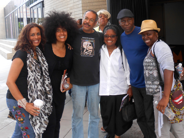 Some of the BAILA members present at CAAM's September 19, 2014 Board of Director's meeting.
