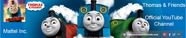 Thomas and Friends YouTube