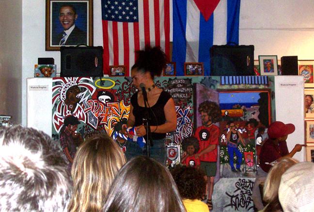 Lili Bernard Art Studio, Feb 2009, Chinatown, Los Angeles, CA