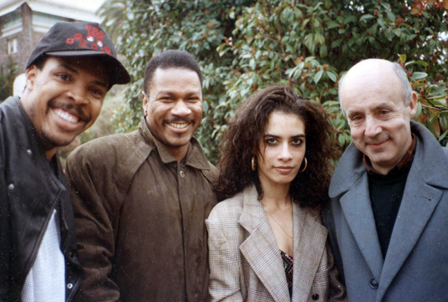 Behind the Scenes of the BBC Film Murder in Oakland with Eriq LaSalle, Ving Rhames and director Kalr Francis