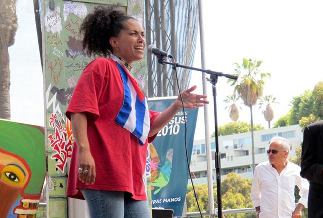 2010 Cuban Music Festival, Echo Park, Los Angeles, CA