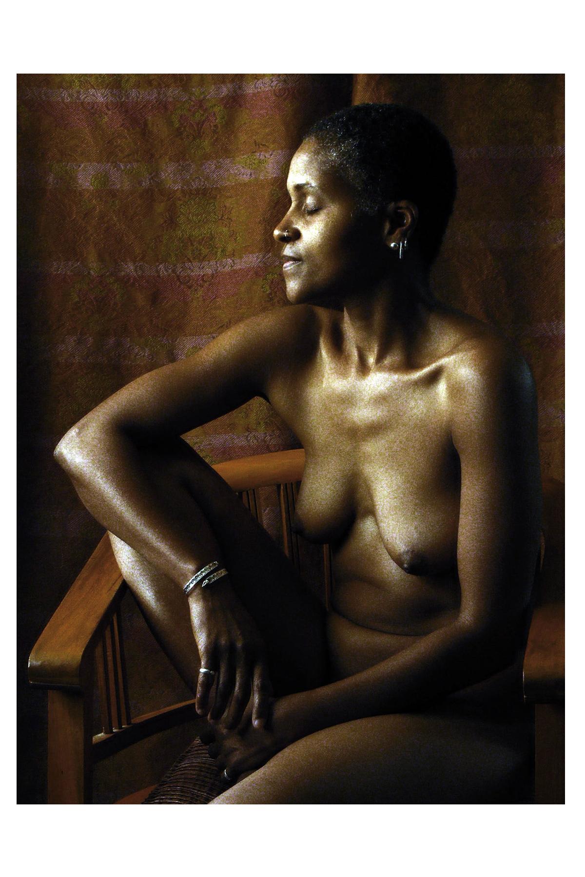 "J Michael Walker. Portrait of Dominique iii, 2010. Digital Photograph, 20"" x 15"""