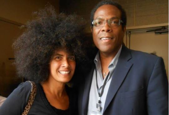 With my old friend Joseph C. Phillips at CAAM Board meeting, 19 Sep 2014