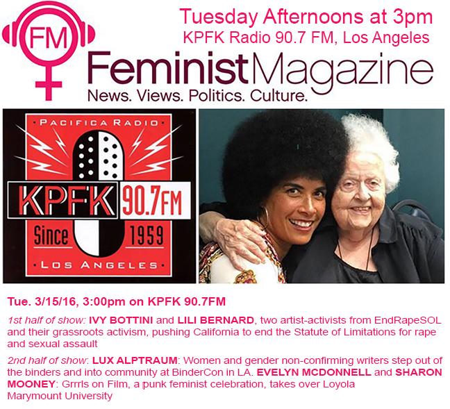 Feminist Magazine KPFK
