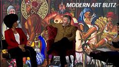 Lili Bernard – Modern Art Blitz June 2016