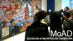 Solo Museum Exhibition – Lili Bernard: Antebellum Appropriations – MoAD 2017