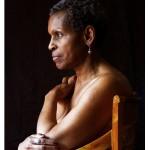 "J Michael Walker. Portrait of Gerda i, 2009. Digital photograph, 20"" x 14"""