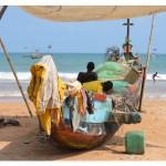 "Kenturah Davis. Break (Busua, Ghana), 2014. Photograph, 4""x6"""