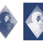 Mark Steven Greenfield: White Eye Monotone Positive WEB.