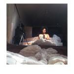"Numa Perrier.  Pretty Little Mess - Self Portrait, 2014. iPhone Photography, 6""x4"""