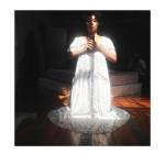 "Numa Perrier.  Numa Full of Grace - Self Portrait, 2014. iPhone Photography, 6""x4"""